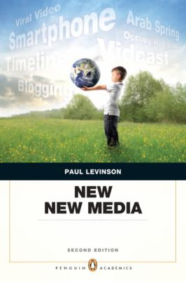 New New Media  2nd 2013 (Revised) 9780205865574 Front Cover