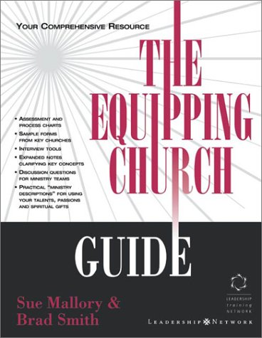 Equipping Church Guidebook Your Comprehensive Resource  2001 edition cover