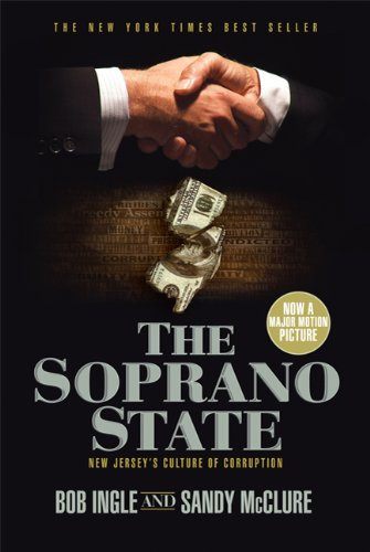 Soprano State New Jersey's Culture of Corruption N/A edition cover