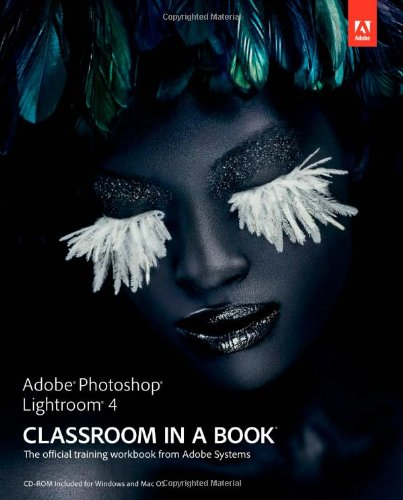 Adobe Photoshop Lightroom 4 Classroom in a Book   2012 edition cover