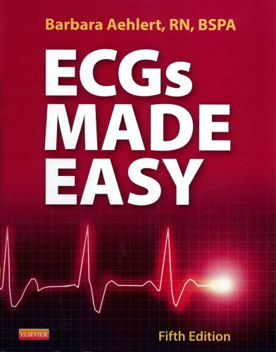 ECGS MADE EASY-TEXT            N/A edition cover