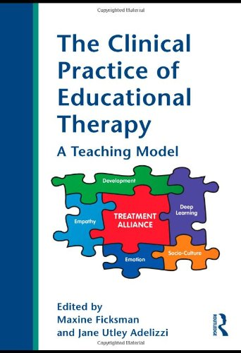 Clinical Practice of Educational Therapy A Teaching Model  2010 edition cover