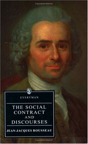 Social Contract and Discourses   1973 edition cover