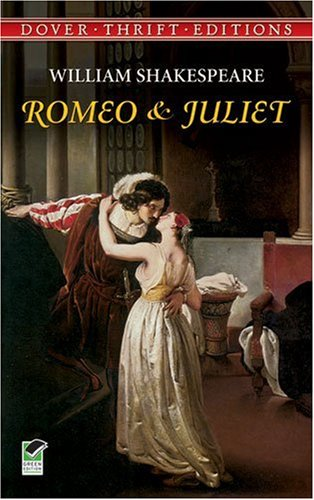 Romeo and Juliet   1993 (Unabridged) edition cover