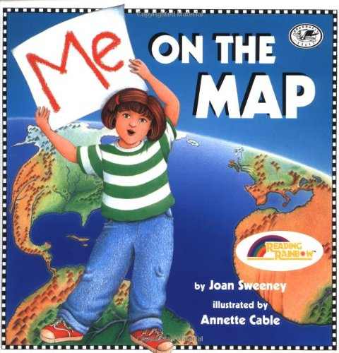 Me on the Map   2004 edition cover