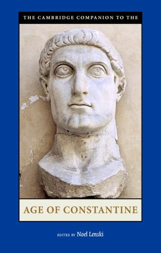 Cambridge Companion to the Age of Constantine   2005 9780521521574 Front Cover