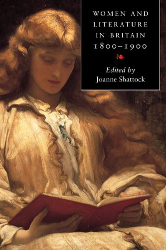Women and Literature in Britain, 1800-1900   2001 edition cover