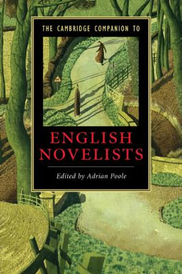 Cambridge Companion to English Novelists   2009 9780521691574 Front Cover
