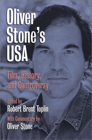 Oliver Stone's U.S.A. Film, History, and Controversy  2000 (Reprint) edition cover