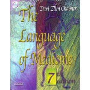Language of Medicine  7th 2004 (Revised) edition cover