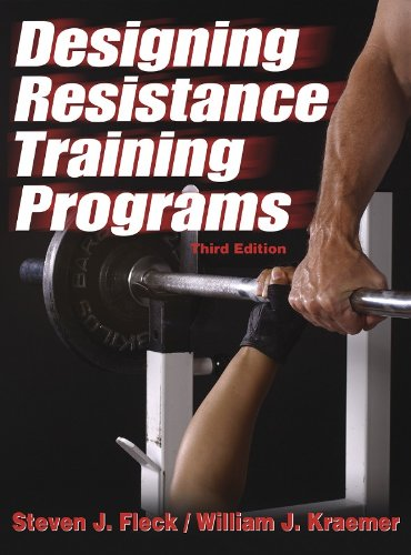 Designing Resistance Training Programs  3rd 2004 (Revised) edition cover