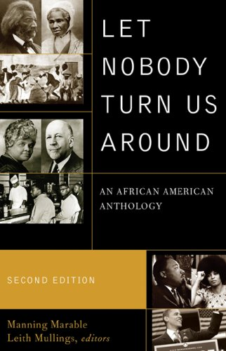 Let Nobody Turn Us Around An African American Anthology 2nd 2009 (Revised) edition cover