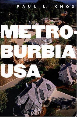 Metroburbia, USA   2008 edition cover