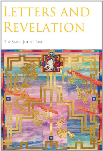 Saint John's Bible Letters and Revelation  2005 edition cover