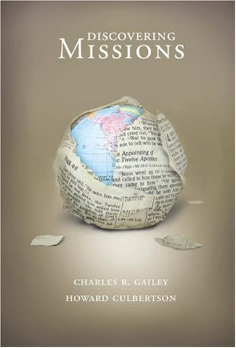 Discovering Missions   2006 edition cover