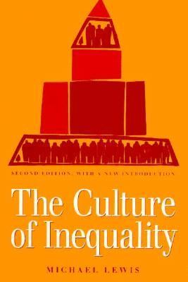 Culture of Inequality  2nd edition cover