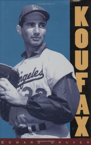 Koufax   2000 9780878331574 Front Cover