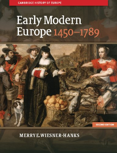 Early Modern Europe, 1450-1789  2nd 2013 (Revised) edition cover