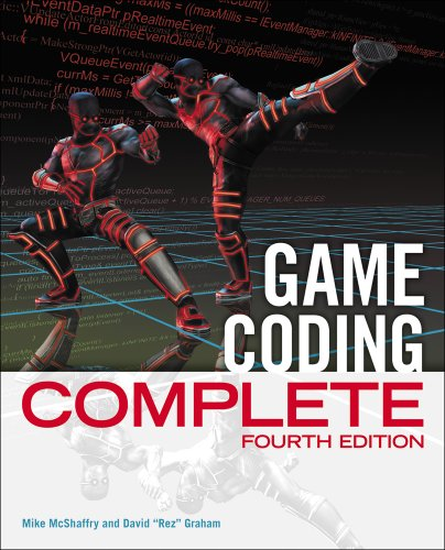 Game Coding Complete  4th 2013 edition cover