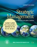 Strategic Management: Concepts and Cases Competitiveness and Globalization 11th 2015 edition cover
