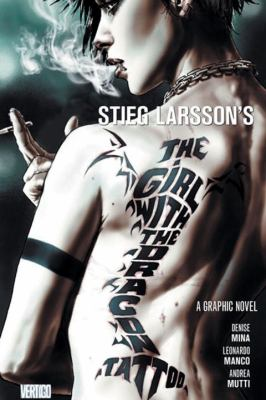 Girl with the Dragon Tattoo   2012 9781401235574 Front Cover
