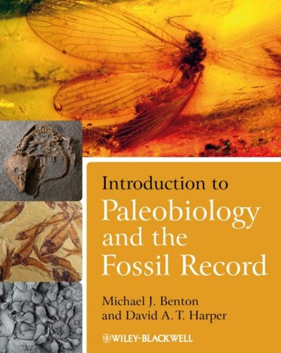 Introduction to Paleobiology and the Fossil Record  2nd 2009 edition cover