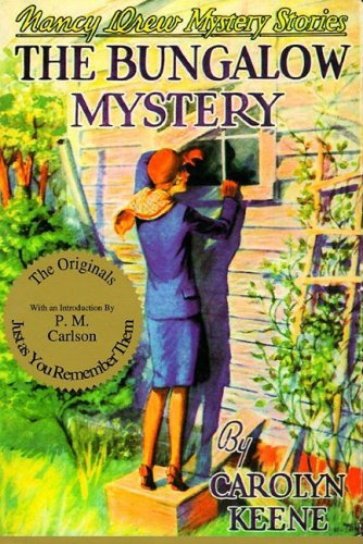 Bungalow Mystery   1991 (Facsimile) edition cover