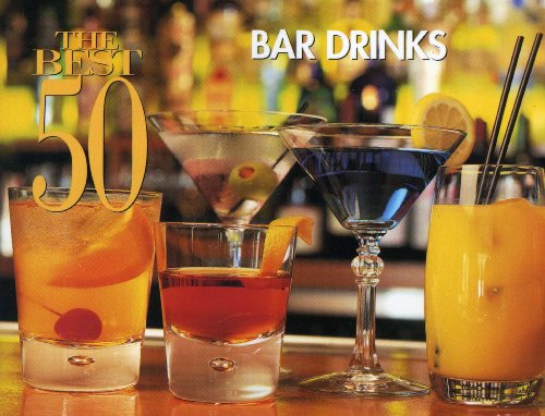 Bar Drinks   2001 9781558672574 Front Cover