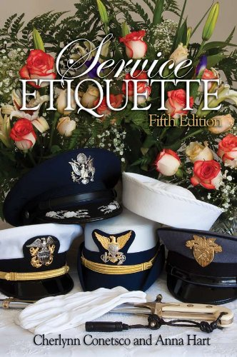Service Etiquette  5th 2009 (Revised) edition cover