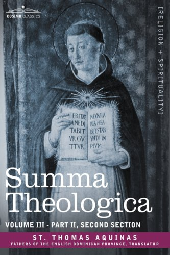 Summa Theologica  N/A edition cover