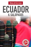 Insight Guides - Ecuador and Gal�pagos  5th 2013 edition cover