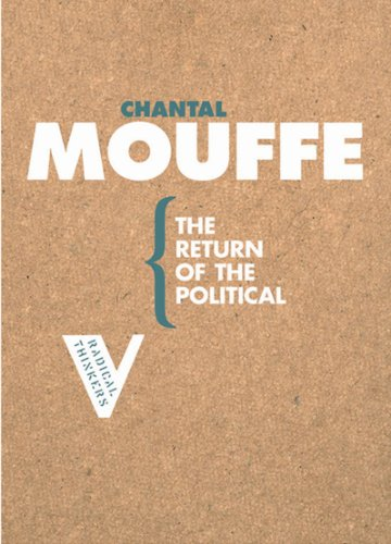 Return of the Political   2005 edition cover