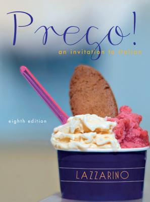 Prego! Quia Laboratory Manual Access Card:   2011 edition cover