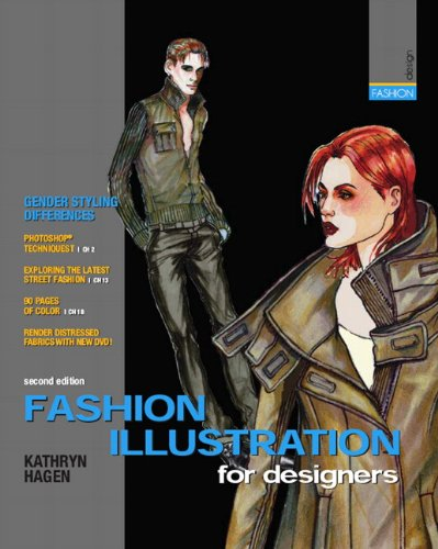 Fashion Illustration for Designers  2nd 2011 edition cover