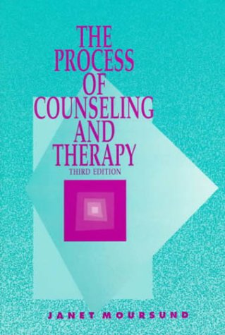 Process of Counseling and Therapy  3rd 1993 9780137206575 Front Cover