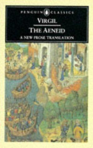Aeneid A New Prose Translation  1990 edition cover