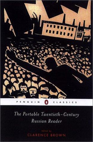 Portable Twentieth-Century Russian Reader  2nd 1993 edition cover