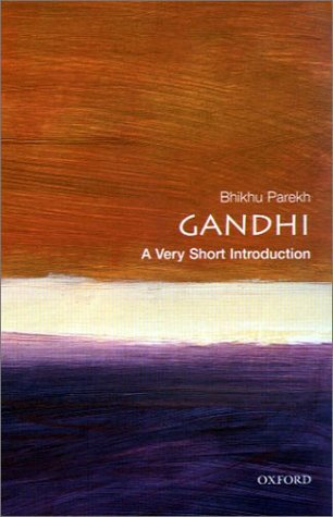 Gandhi   2001 edition cover