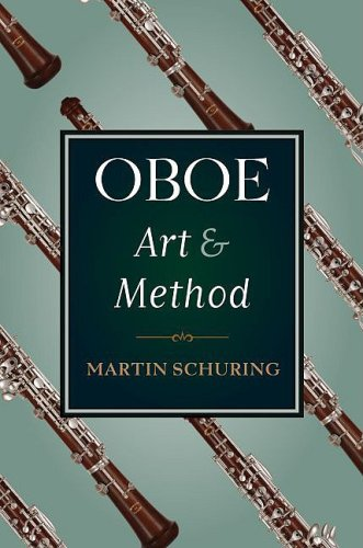 Oboe Art and Method   2009 edition cover