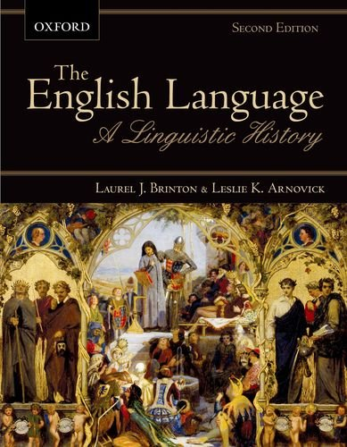 English Language A Linguistic History 2nd 2011 edition cover