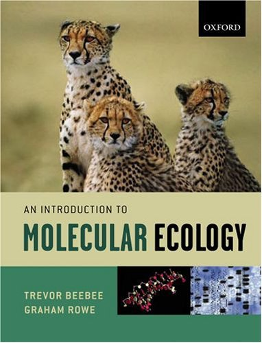 Introduction to Molecular Ecology   2004 (Revised) 9780199248575 Front Cover