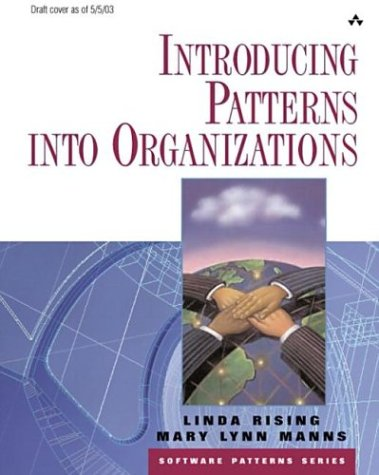 Fearless Change Patterns for Introducing New Ideas  2005 edition cover
