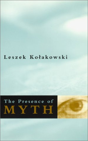 Presence of Myth   1989 edition cover