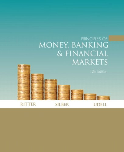 Principles of Money, Banking, and Financial Markets plus MyEconLab  12th 2009 (Revised) edition cover