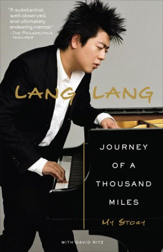 Journey of a Thousand Miles My Story N/A edition cover