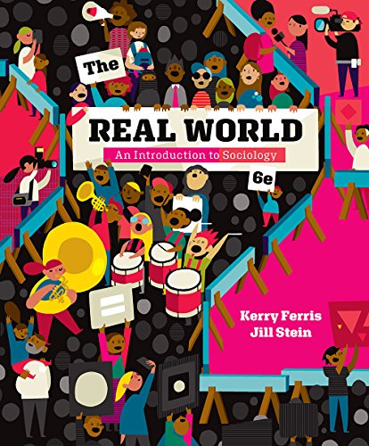 Real World  6th 2018 9780393639575 Front Cover