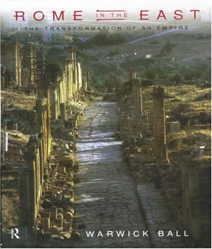 Rome in the East   2000 edition cover
