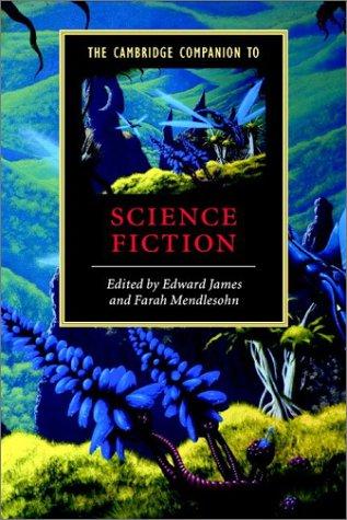 Cambridge Companion to Science Fiction   2003 edition cover