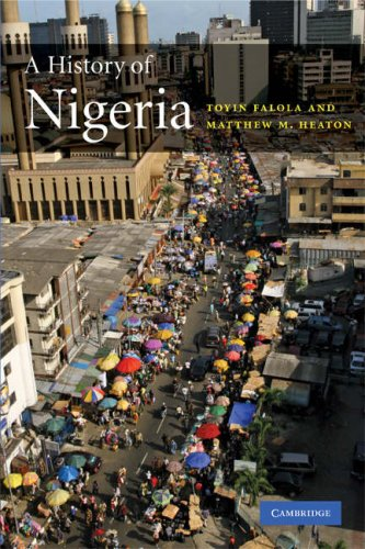 History of Nigeria   2008 edition cover