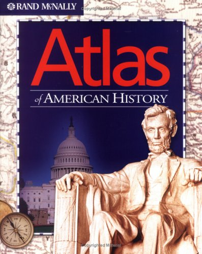 Atlas of American History 1st edition cover
